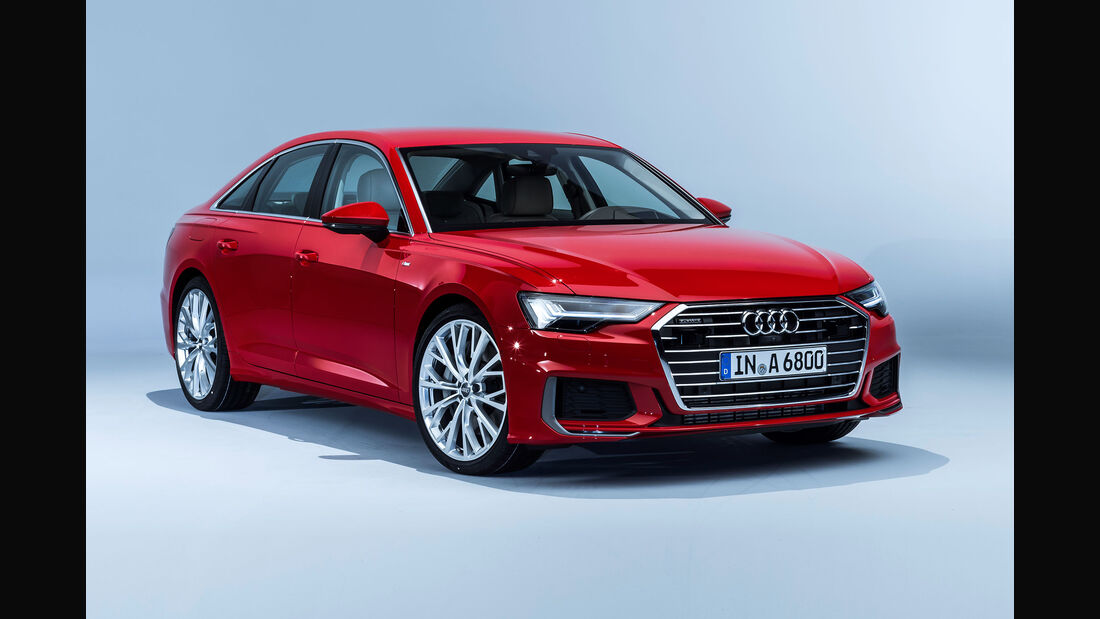 Audi A6 Limousine (2018) Studio