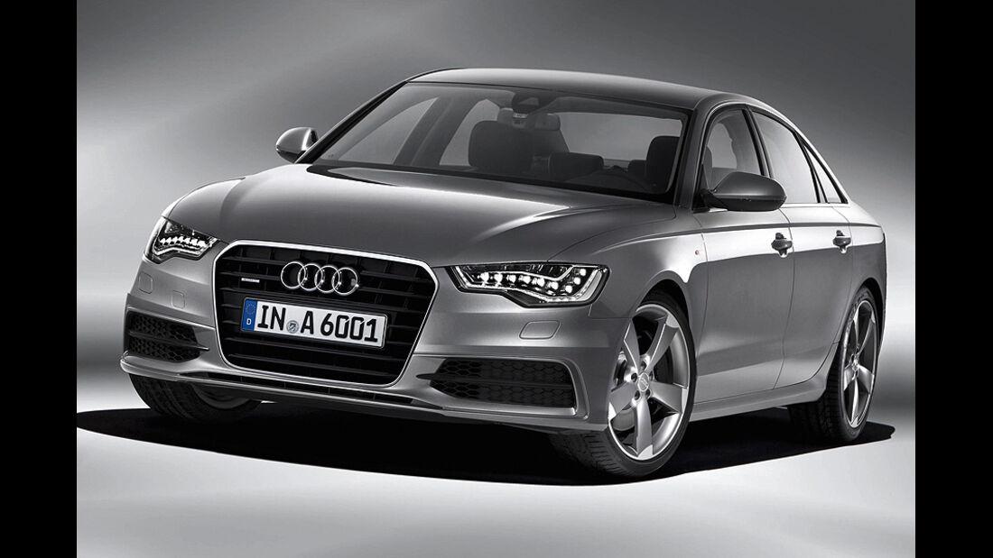 Audi A6, S-Line