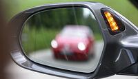 Audi A6, Seitenspiegel