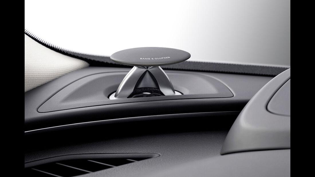 Audi A6, Tieftöner