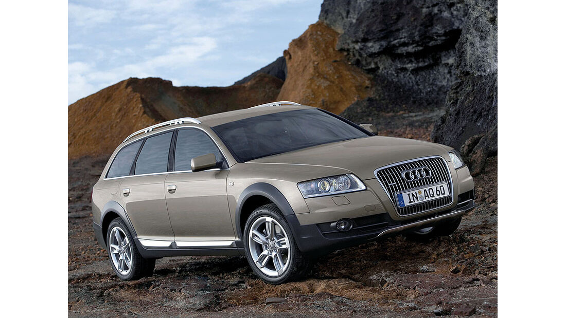 Audi A6 allroad 2011