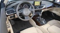 Audi A7 3.0 TDI, Cockpit