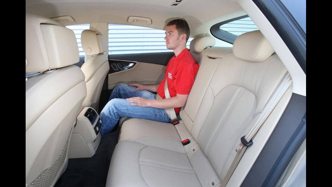 Audi A7 3.0 TDI, RŸcksitz