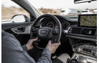 Audi A7 Concept piloted driving