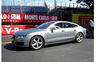 Audi A7 - GP Monaco 2011