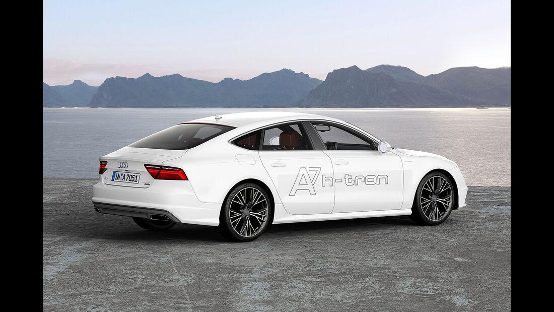 Audi A7 H-Tron Quattro