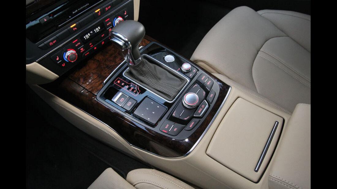 Audi A7, Mittelkonsole, Touchpad
