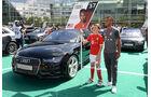 Audi A7 Sportback 3.0 TDI - Julian Green - FC Bayern München - Dienstwagen