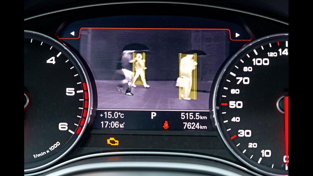 Audi A7 Sportback 3.0 TDI QUATTRO, Nachtsichtassistent