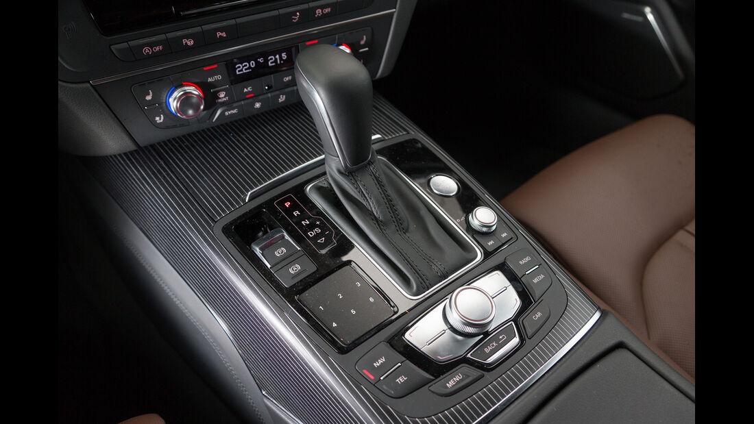 Audi A7 Sportback 3.0 TDI QUATTRO, Schalthebel