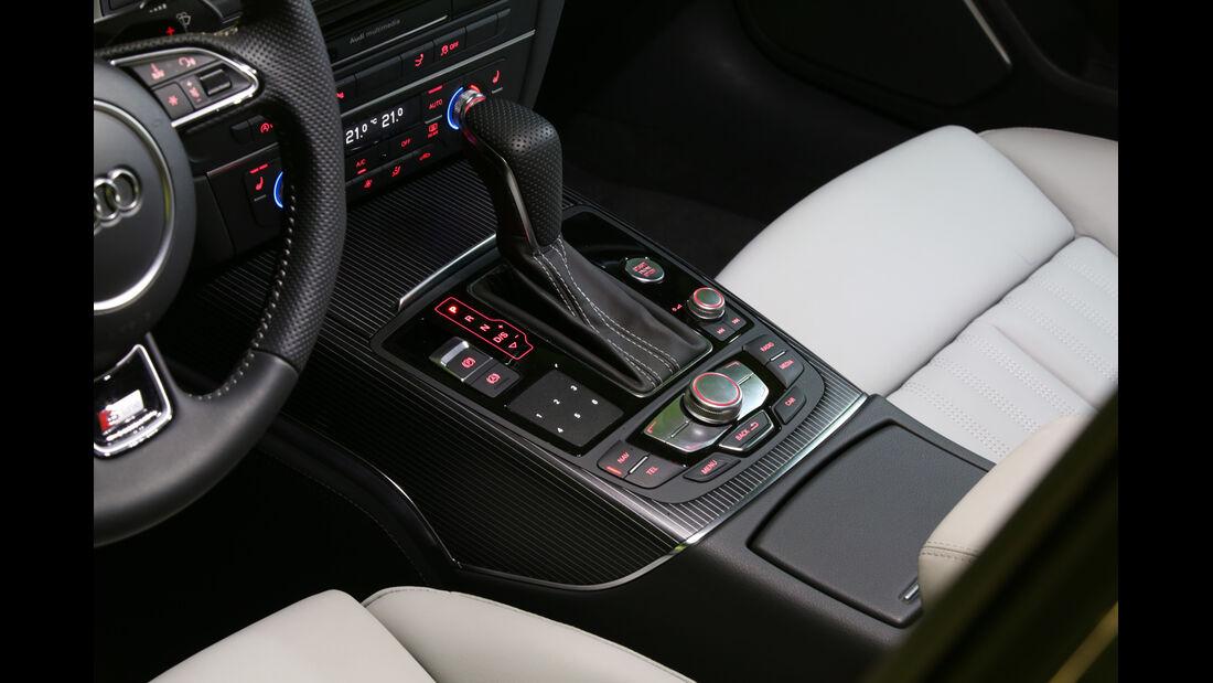 Audi A7 Sportback 3.0 TDI Quattro, Mittelkonsole