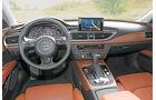 Audi A7 Sportback 3.0 TDI Ultra, Cockpit