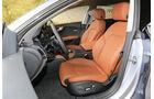 Audi A7 Sportback 3.0 TDI Ultra, Fahrersitz