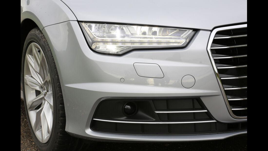 Audi A7 Sportback 3.0 TDI Ultra, Frontscheinwerfer