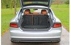Audi A7 Sportback 3.0 TDI Ultra, Kofferraum