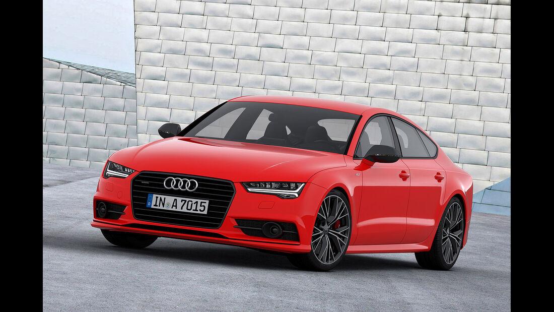 Audi A7 Sportback 3.0 TDI competition