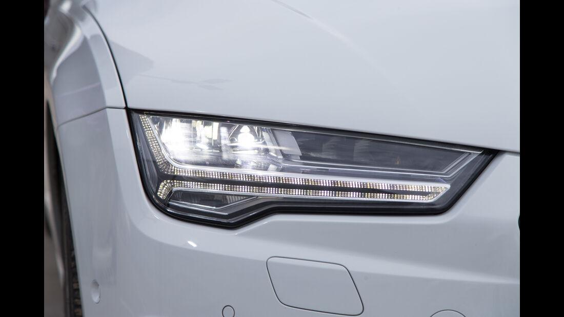 Audi A7 Sportback 3.0 TFSI Quattro, Frontscheinwerfer