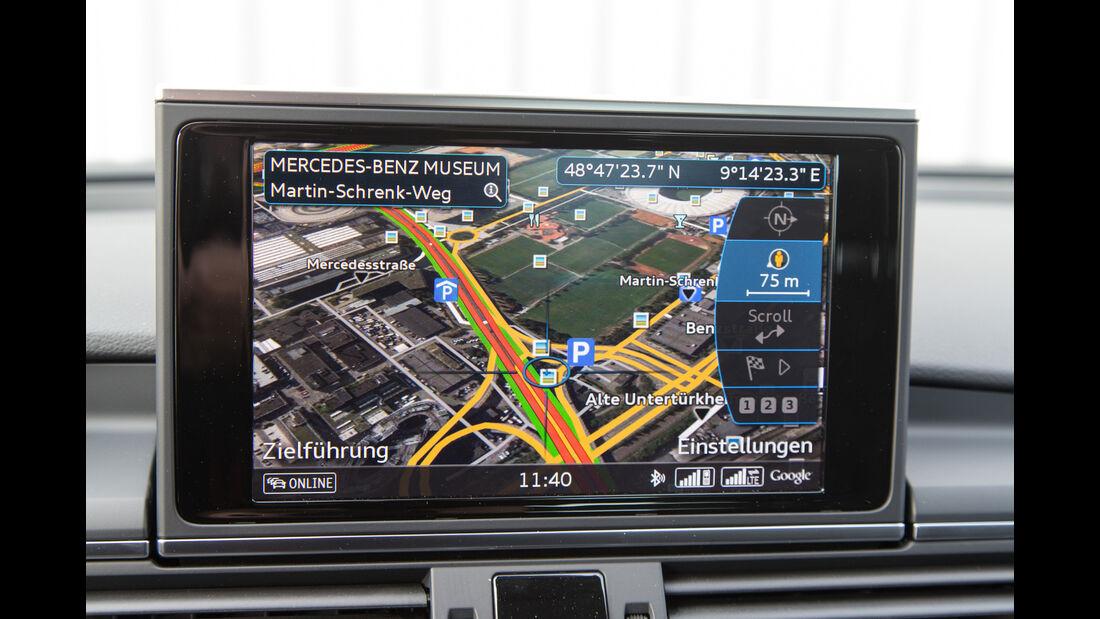 Audi A7 Sportback 3.0 TFSI Quattro, Navi, Monitor