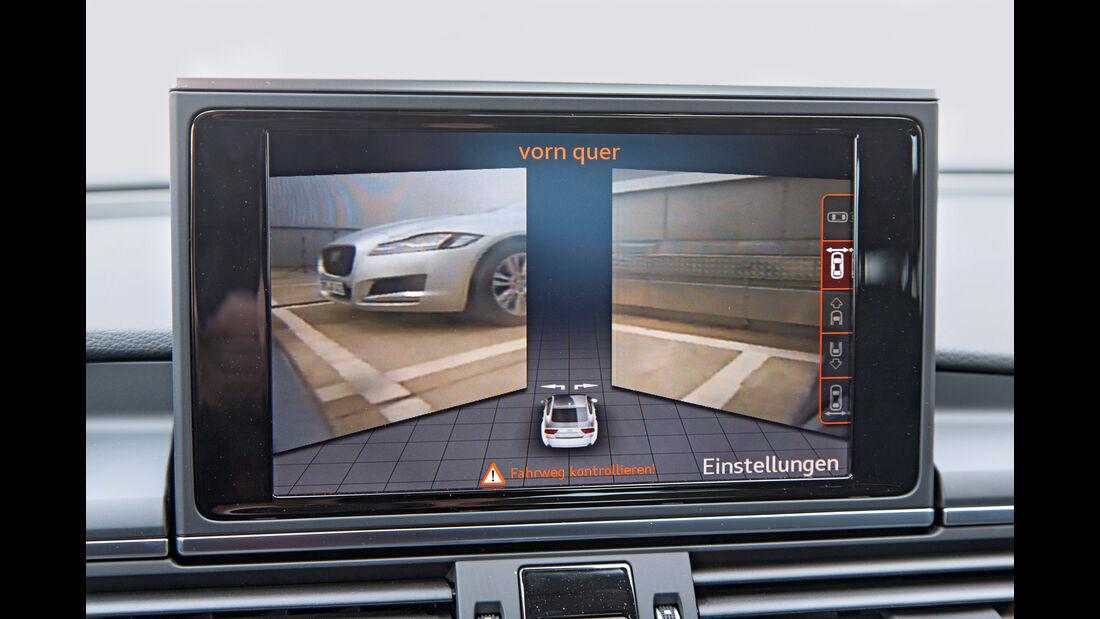 Audi A7 Sportback 3.0 TFSI Quattro, Rückfahrkamera