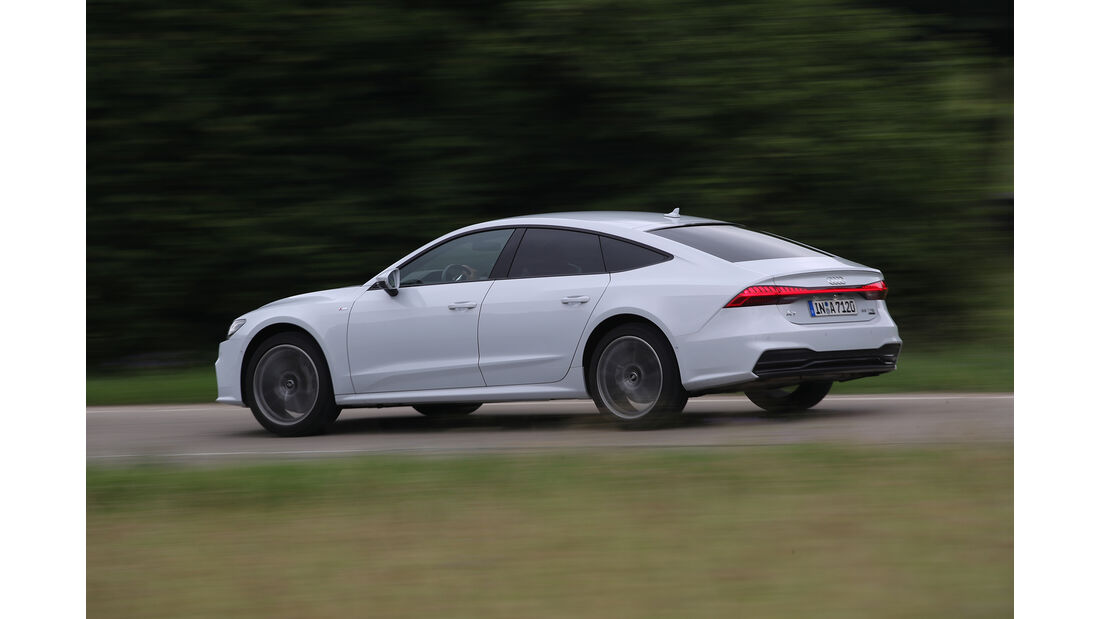 Audi A7 Sportback 55 TFSI Quattro, Exterieur