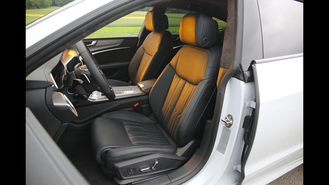 Audi A7 Sportback 55 TFSI Quattro, Interieur
