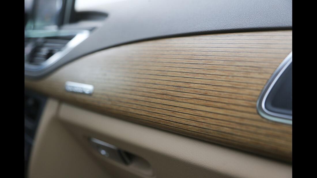 Audi A7 Sportback, Armaturenbrett