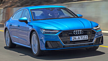 Audi A7 Sportback, Best Cars 2020, Kategorie E Obere Mittelklasse
