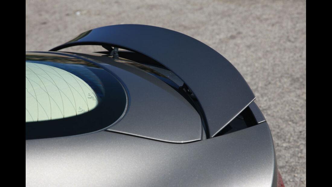 Audi A7 Sportback, Heckspoiler