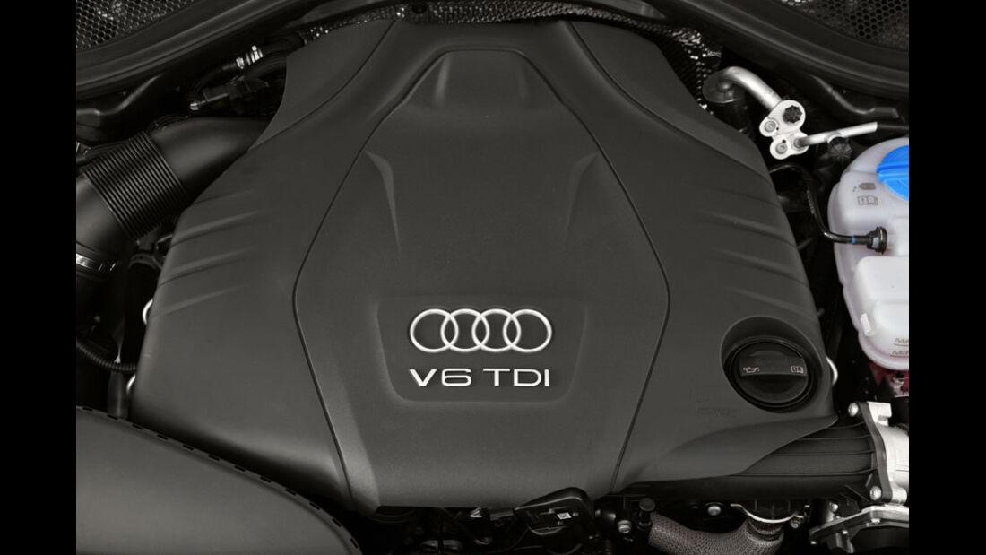 Audi A7 Sportback, Motor