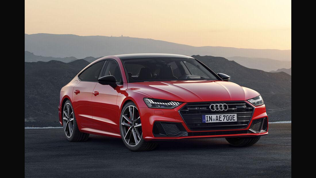 Audi A7 e-tron
