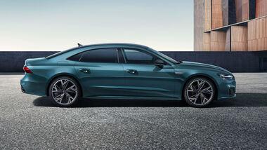 Audi A7L  China Langversion