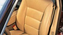Audi A8 2.8, Fahrersitz