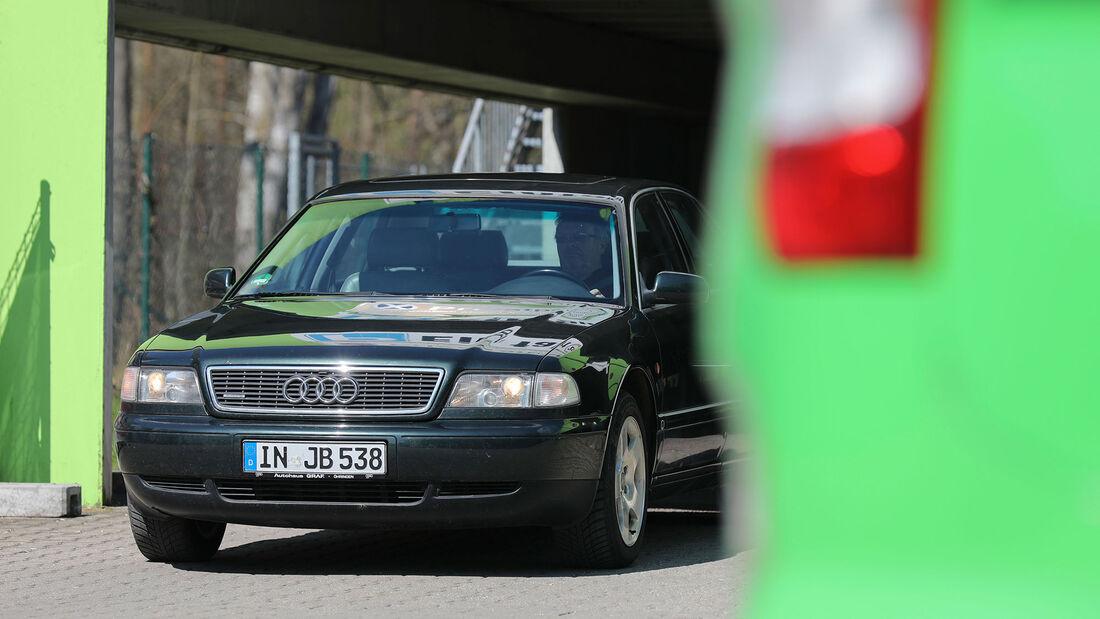 Audi A8 2.8 Quattro, Typ 4D (1996)