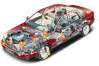Audi A8 2.8 Quattro, Typ 4D (1996), Igelbild
