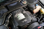 Audi A8 2.8 Quattro, Typ 4D (1996), Motor
