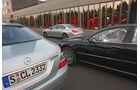 Audi A8 3,0 TDI, BMW 730d, Mercedes S 320 CDI