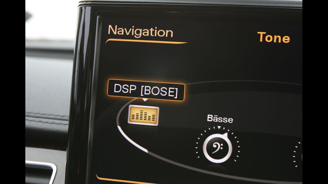 Audi A8 3.0 TDI Quattro, Display, Bose, Radio