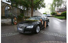 Audi A8 3.0 TDI Quattro, Hochzeit