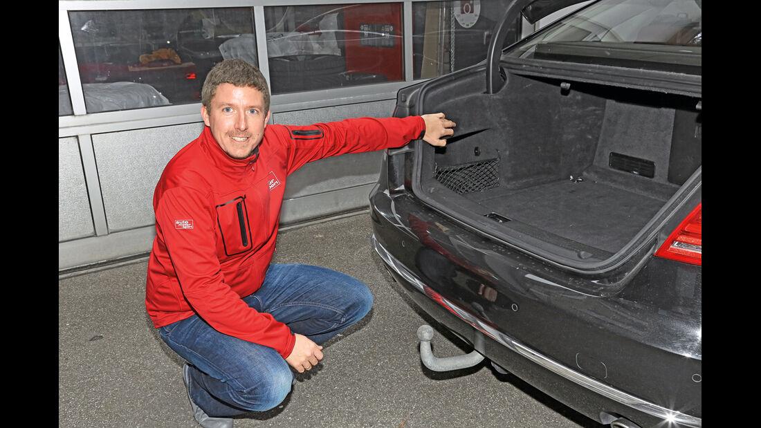 Audi A8 3.0 TDI Quattro, Jens Dralle