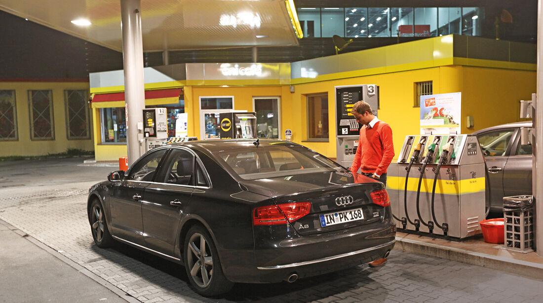 Audi A8 3.0 TDI Quattro, Maranello