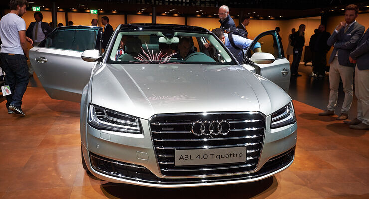 Audi A8 4.0 T Quattro