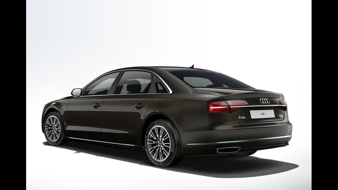 Audi A8 4.0 TFSI