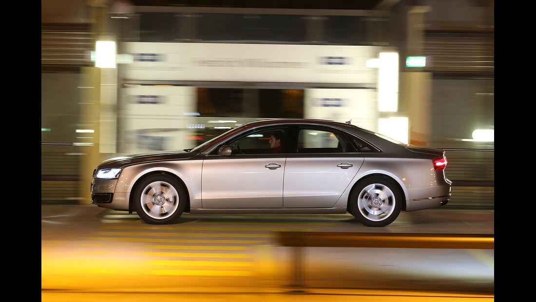 Audi A8 4.0 TFSI Quattro