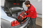Audi A8 4.0 TFSI quattro, Heckklappe