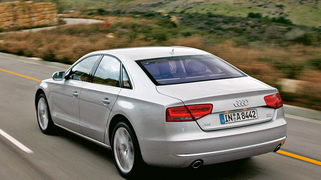 Audi A8 4.2 FSI