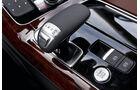 Audi A8 4.2 FSI, Audi A8 4.2 TDI, Schalthebel, Schaltknauf, Detail