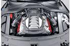 Audi A8 4.2 FSI Quattro, Motor