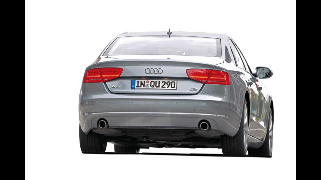 Audi A8 4.2 FSI Quattro, RŸckansicht