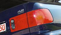 Audi A8 4.2 Quattro (D2), Heckleuchte, Typenbezeichnung