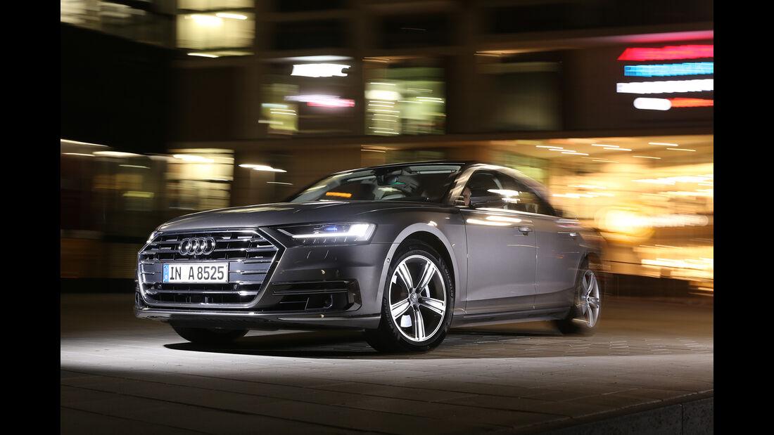 Audi A8 50 TDI Quattro, Exterieur